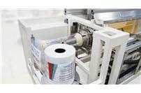 Maquina de empacado en linea de tubos de plastico LS