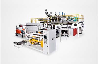 Linea de produccion de peliculas de fundicion CPE