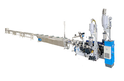 Linea de produccion de tubos PPR
