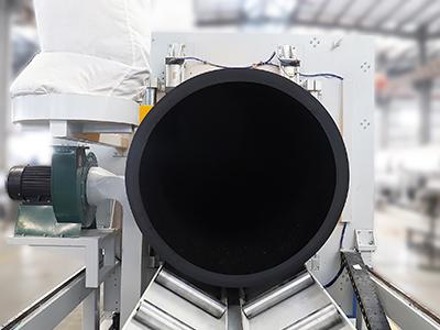 Línea de producción de tubería de revestimiento de HDPE LSP-1000
